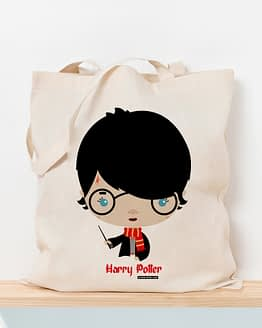 Totebag Harry Potter