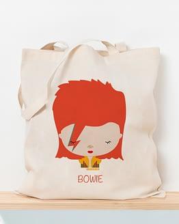 Totebag David Bowie