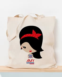 Totebag Amy Winehouse